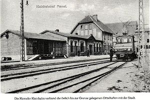 Kleinbahn Klaipėda