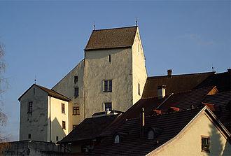 Klingnau Castle - Image: Klingnau Schloss