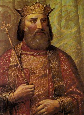 Battle of Kosovo - Prince Lazar Hrebeljanović