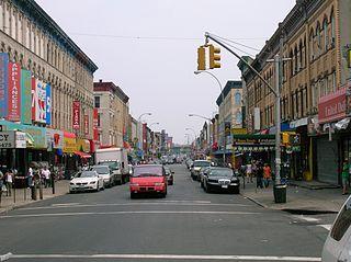 Bushwick, Brooklyn Neighborhood of Brooklyn in New York City