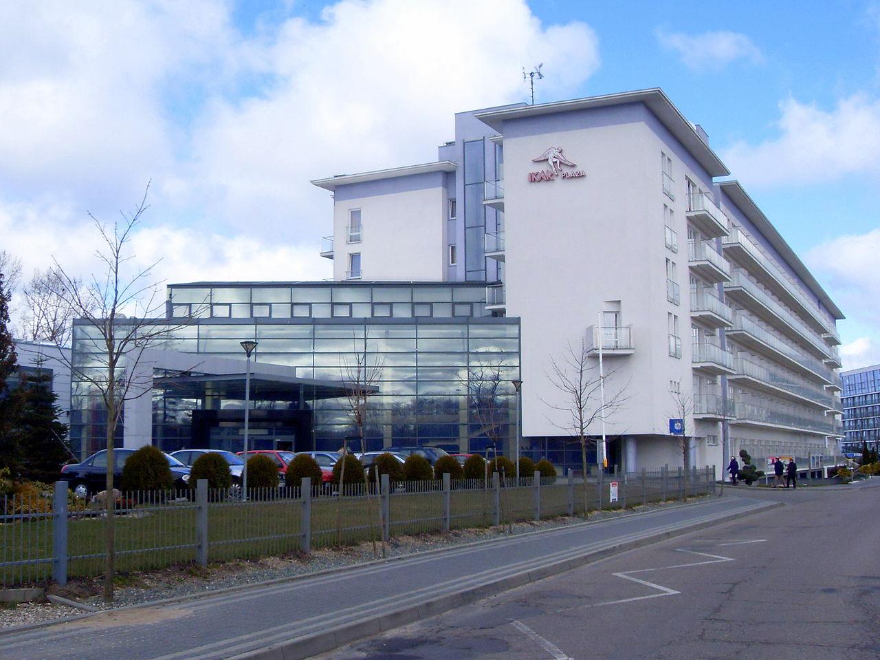 Ikar Plaza Hotel Kolobrzeg Spa W Kolobrzegu Noclegi Kolobrzeg Kolobrzeg
