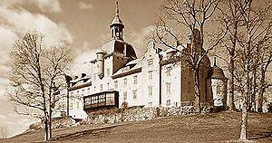 Kobjerges slotte cirka 1960