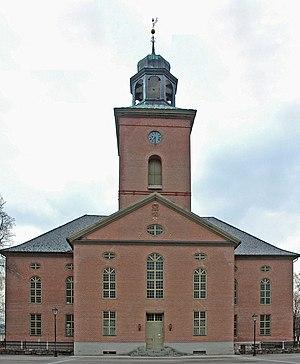 Kongsberg - Kongsberg Church
