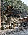 Korō, Taiyū-in, Nikko, North view 20190423 1.jpg