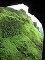 Korigad Fort in Monsoon.jpg