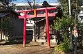 Kosodate Inari Shrine(Child-Rearing Inari Shrine) - 子育稲荷神社 - panoramio.jpg