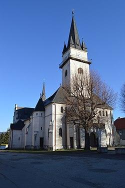 Kostol Sv. Jána Krstiteľa Nitrianske Pravno.JPG