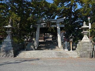 Kotohiki Hachimangū