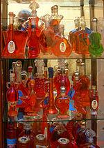 Ликеры из кумквата, произведенные на Корфу