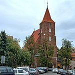 Kraków, kościół p.w. Św. Krzyża; fot. 02.jpg