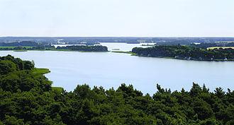 Mecklenburg Lake Plateau - Lake Krakow (Krakower See)