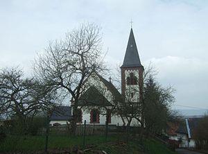 Klausen, Germany - Image: Krames kirche 2008