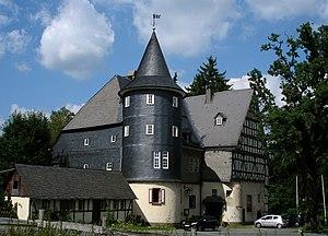 Kreuztal - Schloss Junkernhees