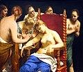 Kunsthistorisches Museum Wien, Cagnacci, Selbstmord der Kleopatra.JPG