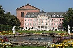 Kurfürstl Palais Trier (Sp 2009 6)