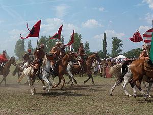 Great Kurultáj - Kurultáj - Nations parade