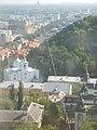 Kyiv - Vozdvyzhenska church on Podil.jpg