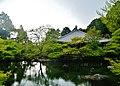 Kyoto Daigo-ji Benten-Teich 10.jpg