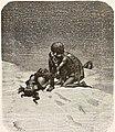 L'Homme qui rit - Gwynplaine et la petite Dea, par Daniel Vierge.jpg