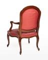 Länstol, 1700-talets mitt - Hallwylska museet - 110073.tif