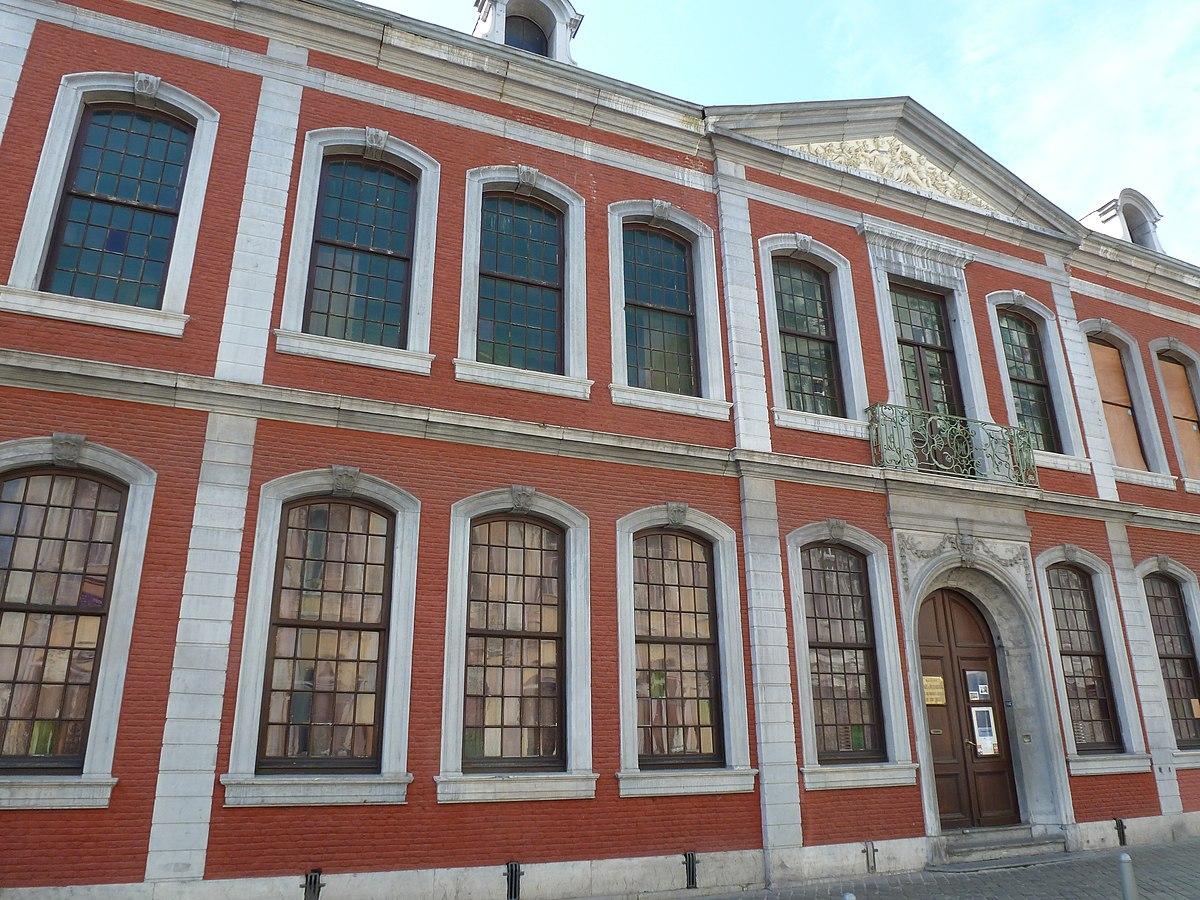 Hôtel d\'Ansembourg — Wikipédia