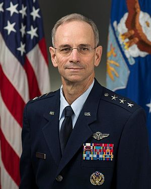 Surgeon General of the United States Air Force - Image: LIEUTENANT GENERAL MARK A. EDIGER