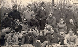 1897 LSU Tigers football team - Image: LSU Football 1897 team 1