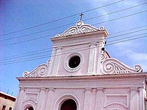 St. Peter the Apostle Cathedral, La Guaira - Image: La Guaira diciembre 2000 060