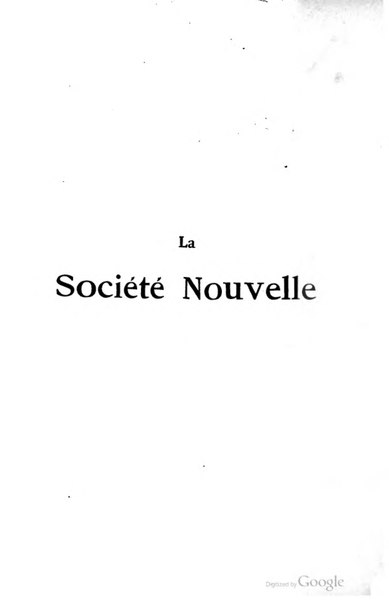 File:La Société nouvelle, année 6, tome 2, 1890.djvu