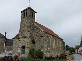 La Trétoire Commune in Île-de-France, France