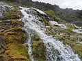 La cascada en Lomo Morín, en Tierra del Trigo.JPG