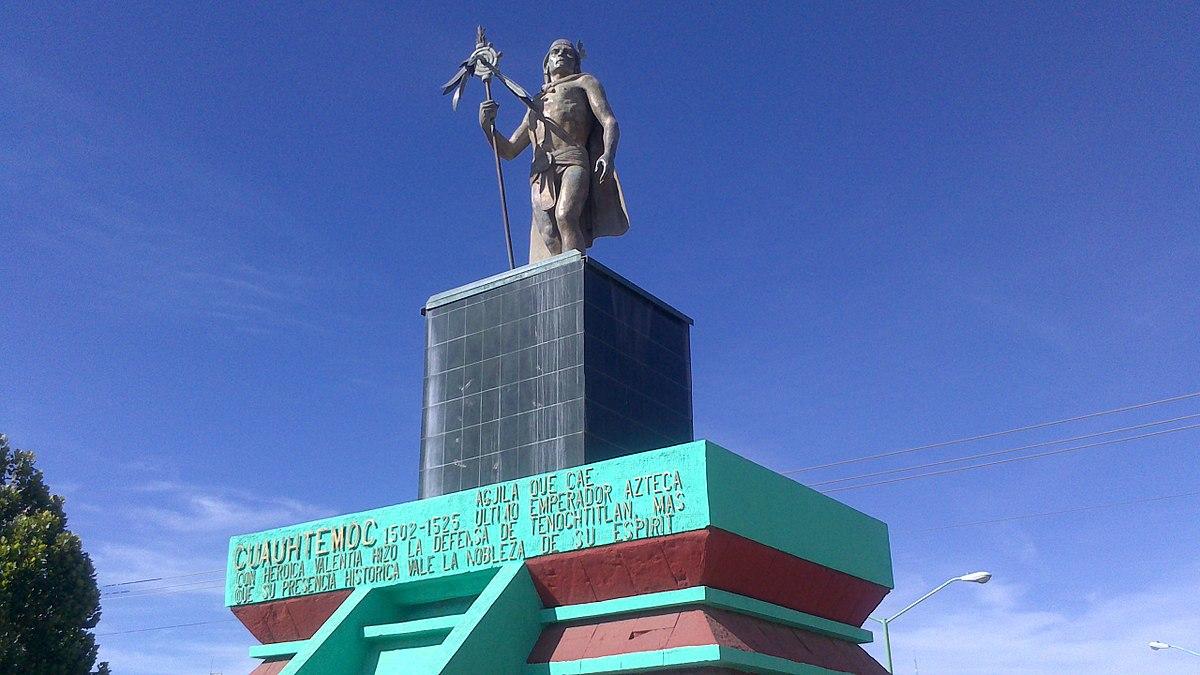 Ciudad Cuauhtemoc Wikidata