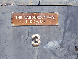 Labourdonnais Sugar Estate Limited in Mauritius - Tag on Train.jpg