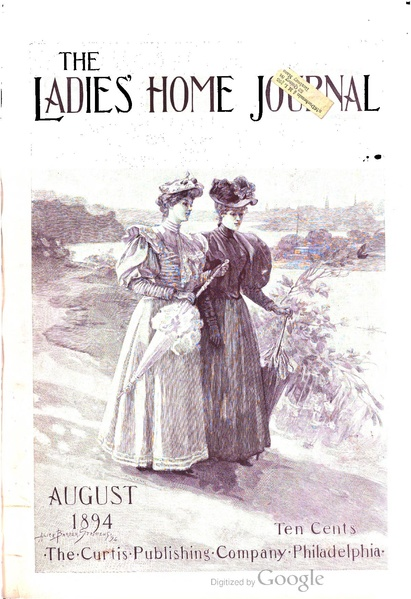 File:Ladies' Home Journal Vol.11 No.09 (August, 1894).pdf