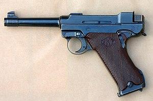 The Swedish pistol m/1940 - Husqvarna and Lathi V35