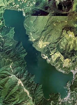 Lake Ashi Aerial photograph.1976.jpg
