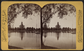 Lake and casino, Eldridge Park, by Purviance, W. T. (William T.).png