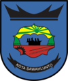 Official logo of Kota Sawahlunto