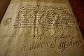 Lamoraal van Egmont, brief aan de heer van Ohain, 17 juni 1557 01.jpg