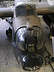 Lancaster KB889 head-on view at IWM Duxford Flickr 4867405903.jpg