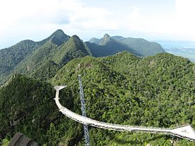 Image illustrative de l'article Langkawi Sky Bridge