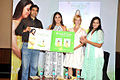 Lara Dutta launches her 'Prenatal Yoga' DVD (1).jpg