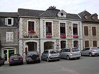 Lasseube (Pyr-Atl, Fr) mairie.JPG