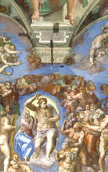 michelangelo ceiling of the sistine chapel analysis