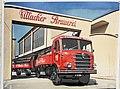 Lastkraftwagen Villacher Brauerei, Kärnten.jpg