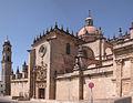 Lateral de la Catedral de Jerez de la Frontera.JPG