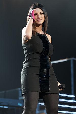 Il più grande italiano di tutti i tempi -  Laura Pausini, 6th place