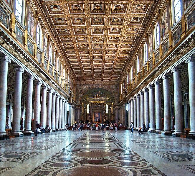 File:Lazio Roma SMariaMaggiore2 tango7174.jpg