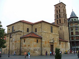 León - Iglesia de San Marcelo 01