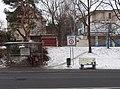 Lešanská, zastávka Nad Pahorkem, ulice Jižní I (01).jpg